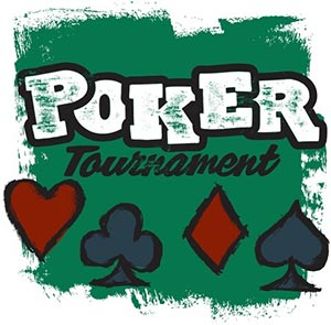 Poker tournaments win money