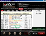 Pokerstars Screenshot 1