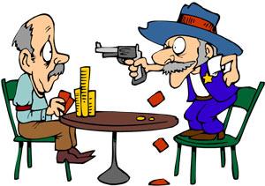 Aggressive Poker
