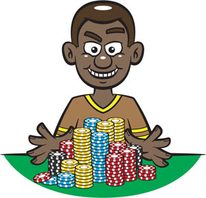 Step 4 - Now you have played with 'play money' and have a good feel for the site and are confident in how to use the software, then it's time to get involved in the real action